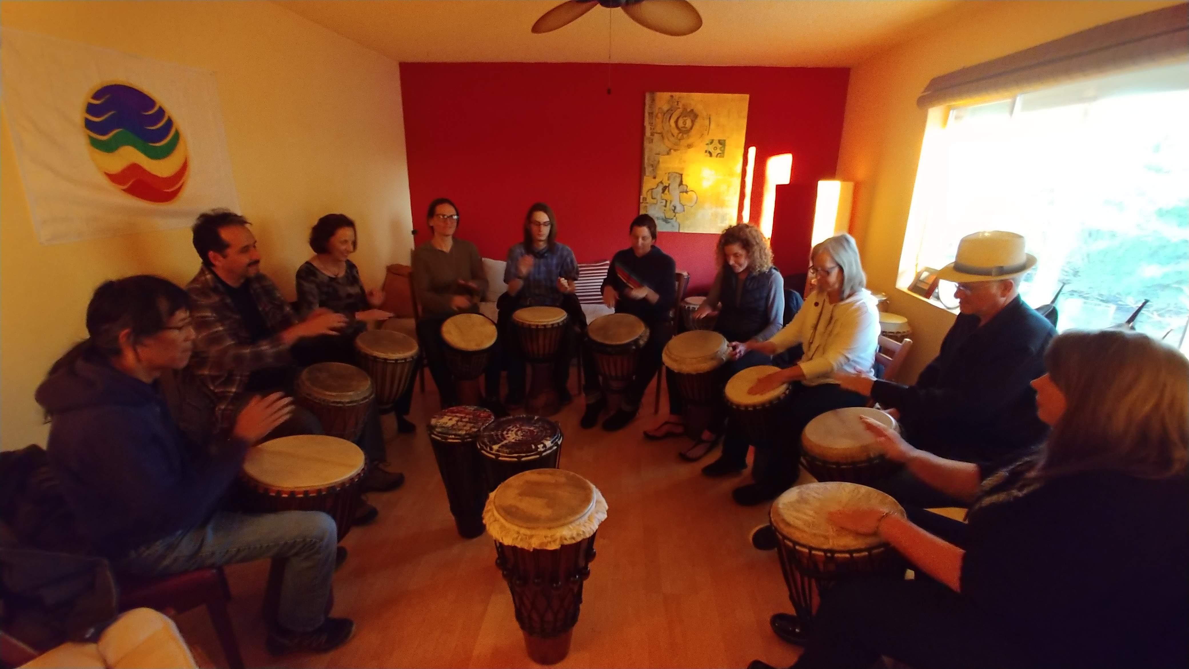 Drum Clinic Practice Workshop @ Daniel's Home