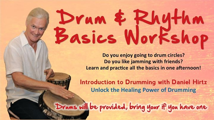 Drum and Rhythm Basics Workshop